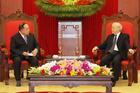 Thúc đẩy quan hệ đối tác chiến lược giữa Việt Nam và Thái Lan