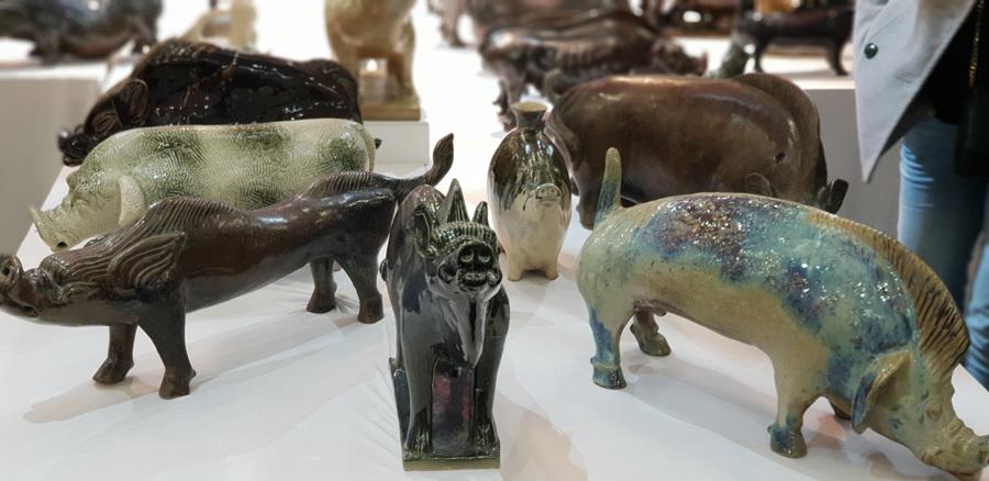 Bộ sưu tập đáng nể của nhà sử học Dương Trung Quốc