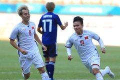 Việt Nam đấu Nhật Bản: Ai sẽ là quân bài bất ngờ của thầy Park?