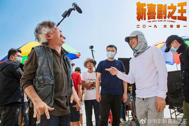 Châu Tinh Trì mang 'Vua hài kịch' trở lại màn ảnh sau 20 năm