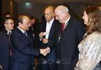 Thủ tướng: 'Hãy đến và tạo ra các sản phẩm 4.0 tại Việt Nam'