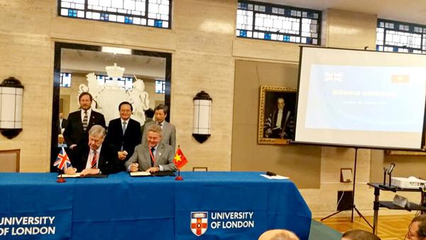 Doanh nghiệp Anh đẩy mạnh đầu tư vào giáo dục Việt Nam
