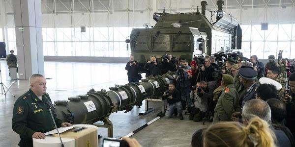 Nga công khai tên lửa bị tố vi phạm hiệp ước với Mỹ