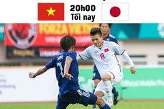Link xem trực tiếp Việt Nam vs Nhật Bản, 20h ngày 24/1