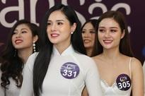 Ghi danh Hoa hậu Bản sắc Việt 2019, bạn gái Trọng Đại U23 bất ngờ bị đào mộ quá khứ thi sắc đẹp vì 'mê tiền'