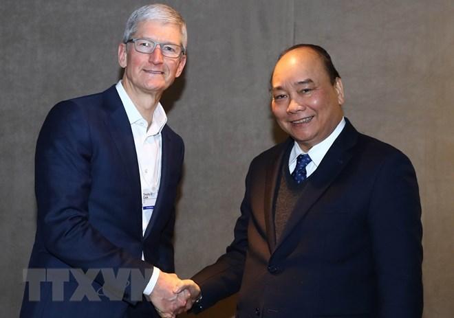 Apple xác nhận kế hoạch xây dựng trung tâm dữ liệu ở Việt Nam