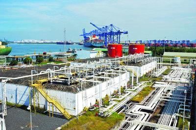 Thỏa thuận cung cấp LNG nhà máy điện Nhơn Trạch 3&4