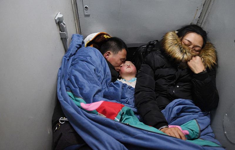 Mùa di cư khổng lồ ở TQ, 3 tỷ hành trình trong 40 ngày