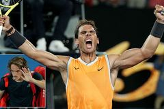 Nadal lấy vé chung kết Australia Open dễ như đi dạo