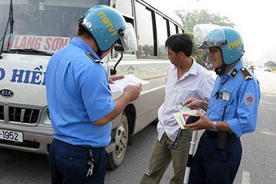 Bộ GTVT thành lập 4 đoàn kiểm tra giao thông Tết