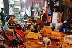 Hà Nội: Cảnh sát đột kích biệt thự, thu giữ hàng nghìn sản phẩm kích dục