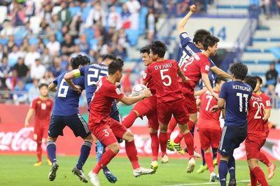 Video bàn thắng Việt Nam 0-1 Nhật Bản