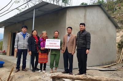 Người nghèo Thanh Hóa có nhà đón Tết