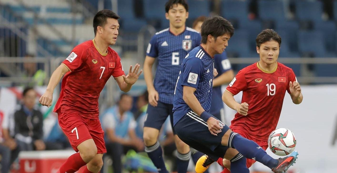 Việt Nam vs Nhật Bản,Tuyển Việt Nam