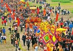 Độc đáo lễ rước nước tại Lễ hội Tản Viên Sơn Thánh