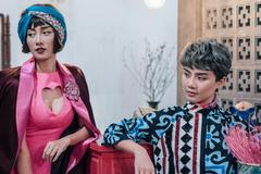 MC Quỳnh Chi mặc váy khoe vòng 1 gợi cảm bên 'người yêu tin đồn'