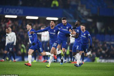 """Chelsea vào chung kết Cúp Liên đoàn sau màn """"đấu súng"""" nghẹt thở"""