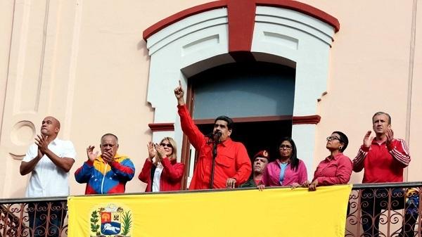 Mỹ,Venezuela,đại sứ quán,nhân viên ngoại giao
