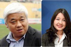 Một năm biến động 'đốt' hơn 1.000 tỷ đồng của vợ chồng bầu Kiên