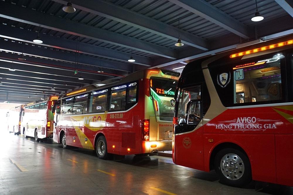 sân bay Tân Sơn Nhất,xe buýt,Tết Kỷ Hợi 2019