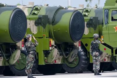 TQ tập nã tên lửa đạn đạo từ 'Vạn Lý Trường Thành ngầm'
