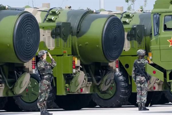 Trung Quốc,tên lửa đạn đạo,Vạn Lý Trường Thành,ICBM