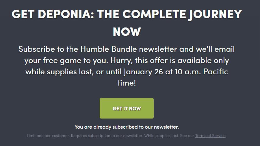 Game hay chơi Tết: Ba game Deponia miễn phí đến 26/1