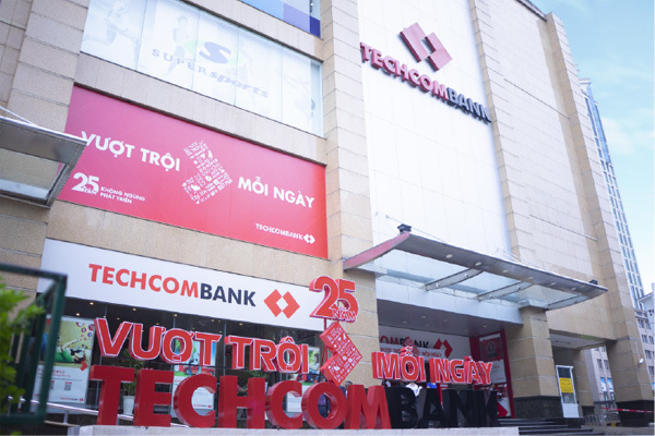 2018, Techcombank lãi trước thuế 10.661 tỷ đồng