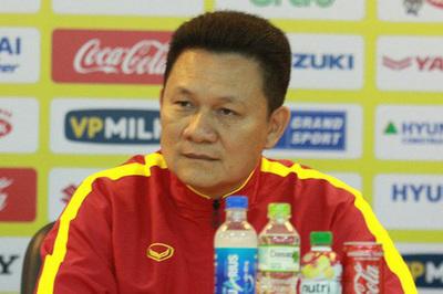 """HLV Nguyễn Quốc Tuấn: """"U22 Việt Nam quyết vào chung kết giải ĐNÁ"""""""