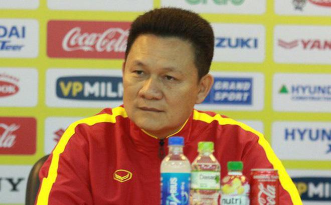 HLV Nguyễn Quốc Tuấn: 'U22 Việt Nam quyết vào chung kết giải ĐNÁ'