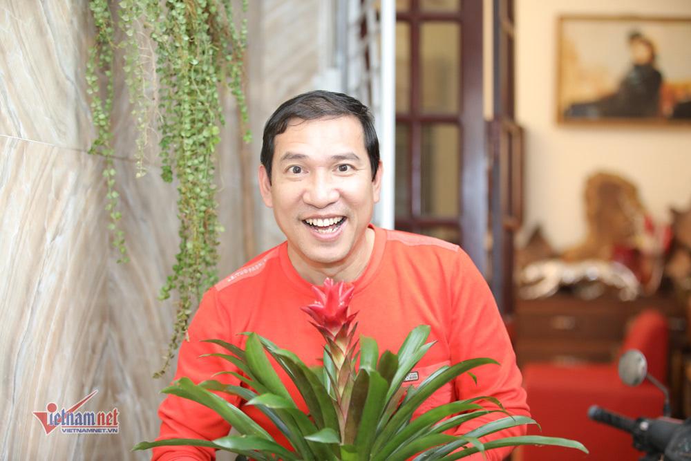 Quang Thắng nhớ về Tết nghèo chỉ có tấm áo len rách