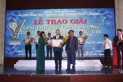 Vedan Việt Nam nhận Giải Vàng Chất lượng Đồng Nai 2018