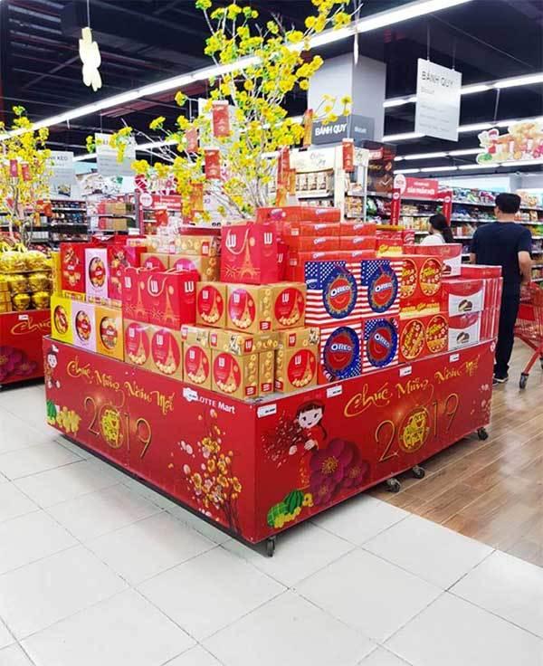 60 món quà Tết đẳng cấp từ Mondelez Kinh Đô Việt Nam