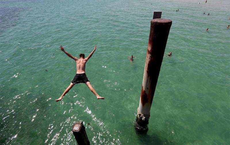 Nắng nóng,Australia,nắng nóng kỷ lục
