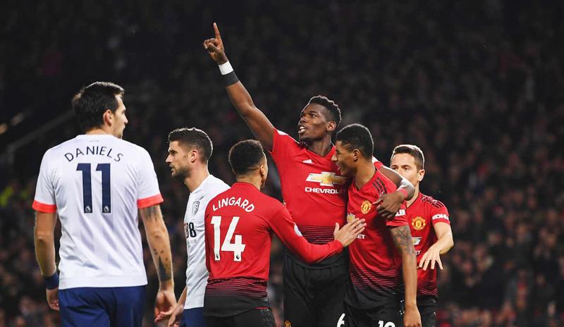 Pogba được tôn làm đội trưởng MU, Arsenal