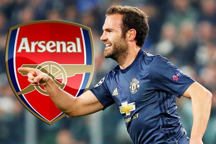 Pogba được tôn làm đội trưởng MU, Arsenal 'giải cứu' Mata