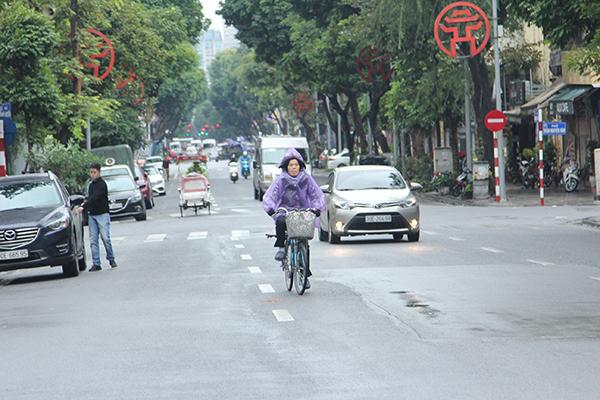 Dự báo thời tiết 26/1: Hà Nội mưa nhỏ, Nam Bộ nóng 33 độ