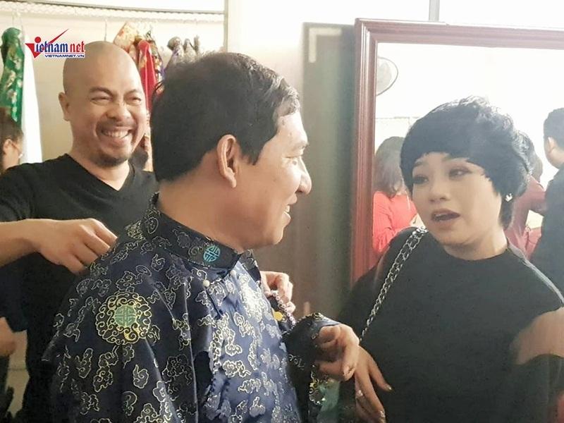 Táo quân 2019,Táo quân,NSND Lan Hương,Xuân Bắc,Tự Long,Công Lý,Chí Trung