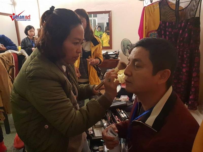 'Mẹ chồng' Lan Hương bất ngờ tham gia Táo quân