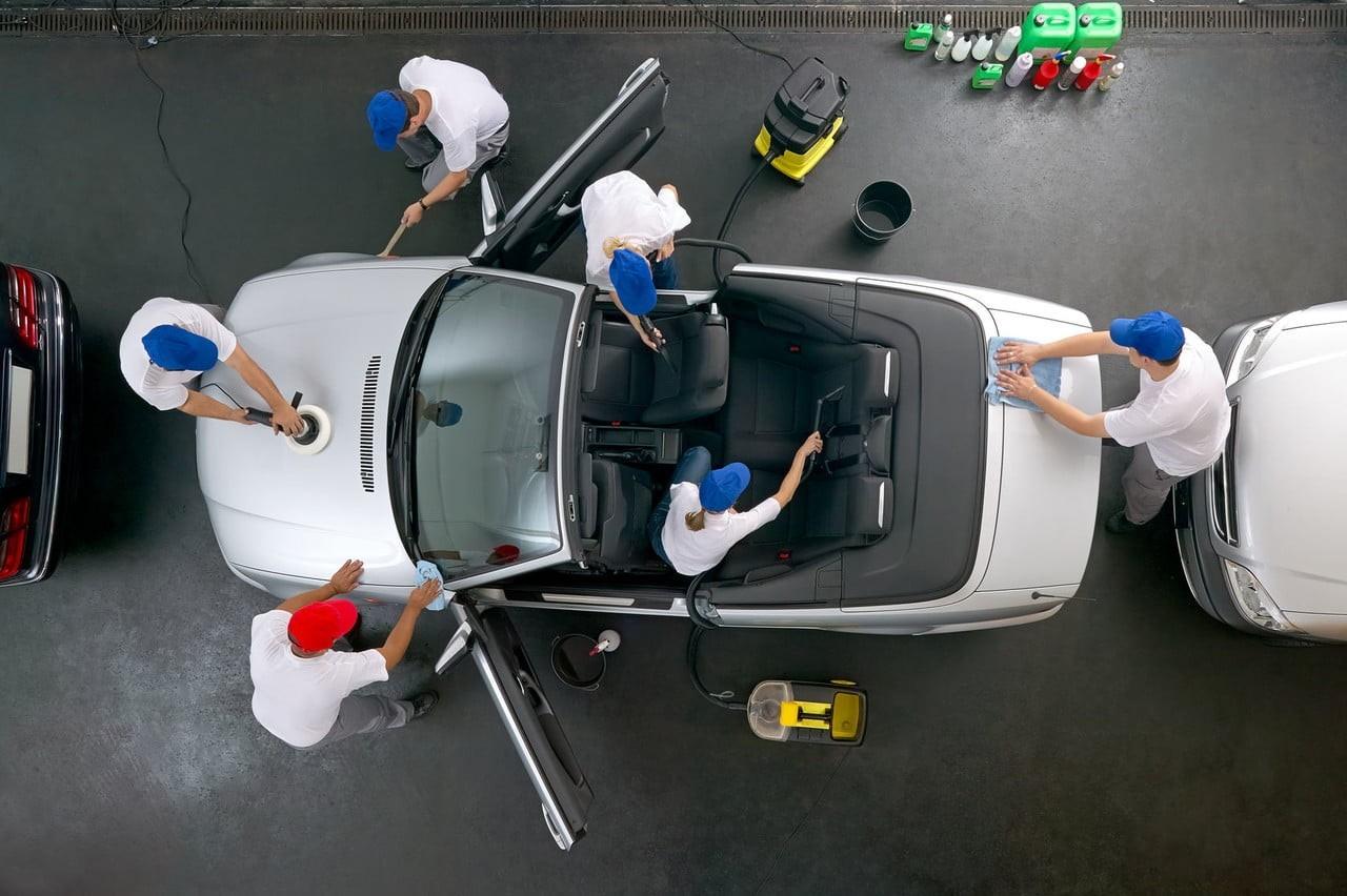 Có những chi tiết trên ô tô bẩn hơn cả… bồn cầu