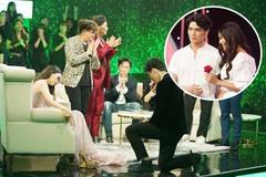 Hương Giang từ chối trai đẹp mang nhẫn cầu hôn, chọn người 'đã có chủ'
