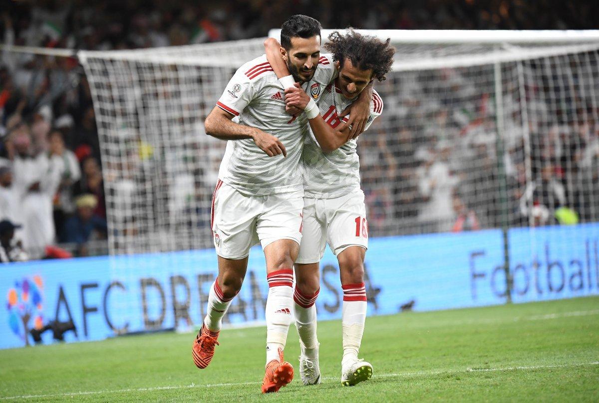 Xác định xong 2 cặp đấu bán kết Asian Cup 2019