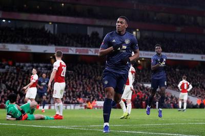 Video bàn thắng Arsenal 1-3 MU