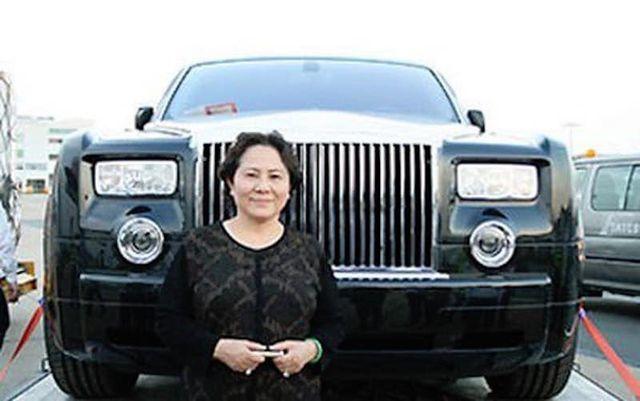 Dương Thị Bạch Diệp,Roll Royce,nữ đại gia