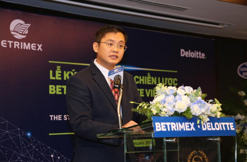Betrimex ứng dụng công nghệ cao vào quản trị