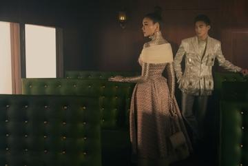 Thanh Hằng - Mạc Trung Kiên lãng mạn như trong phim điện ảnh