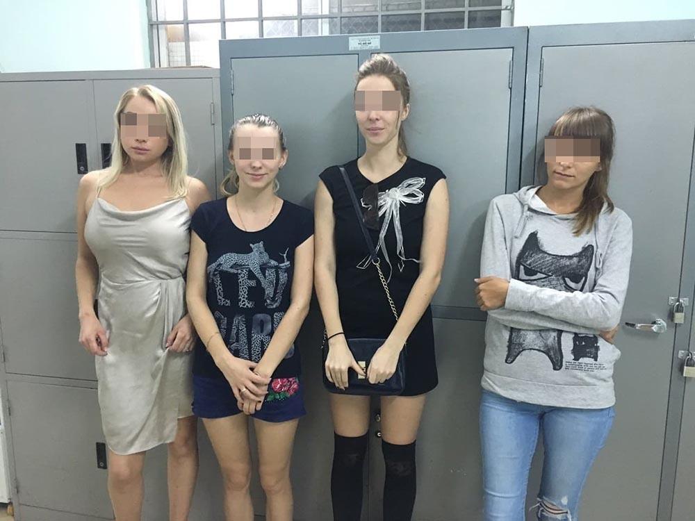 Chuyện chưa biết về đường dây mại dâm gái châu Âu ở Sài Gòn