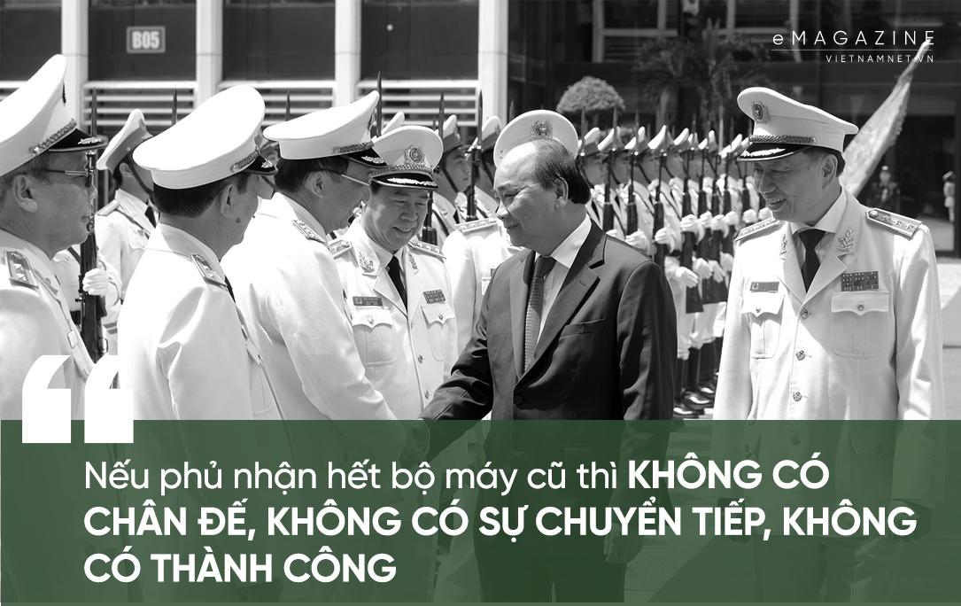 Đại tướng Tô Lâm,Bộ trưởng Công an,Tô Lâm,Bộ Công an,sắp xếp bộ máy,tinh gọn bộ máy