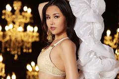 Thi chui, bị chê, Ngân Anh vẫn lọt vào top 6 Miss Intercontinental