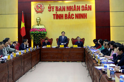 Khảo sát thực trạng FDI để trình đề án lên Bộ Chính trị